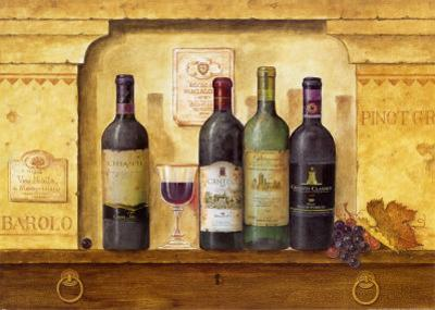 Wine Gathering II by G.p. Mepas