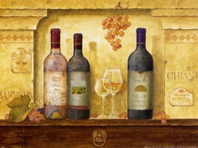 Wine Gathering III by G.p. Mepas