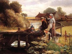 The Fishing Party by G. Paterson