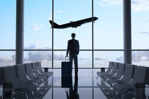 Man in Airport by g_peshkova