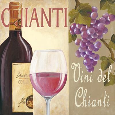 Vini del Chianti by G. Piana