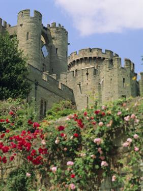 Warwick Castle, Warwick, Warwickshire, England, UK, Europe by G Richardson