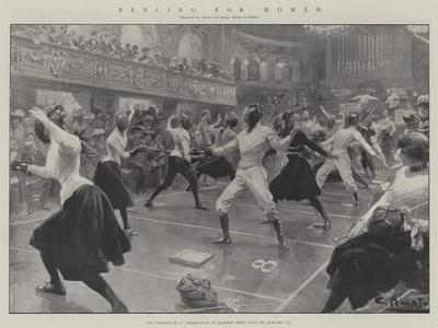 Fencing for Women