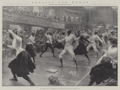 Fencing for Women by G.S. Amato