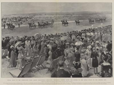 Royal Ascot in the Coronation Year by G.S. Amato