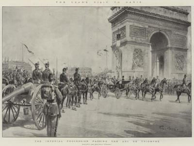 The Czar's Visit to Paris by G.S. Amato