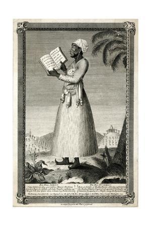Aaron, Arab Missionary