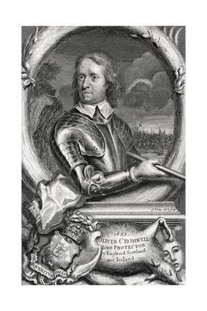 Oliver Cromwell, Cooper