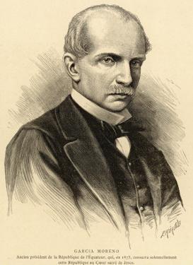 Gabriel Garcia Moreno