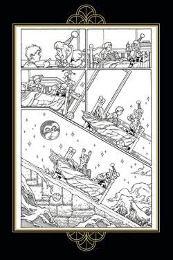 Little Nemo: Return to Slumberland - Bonus Material by Gabriel Rodriguez