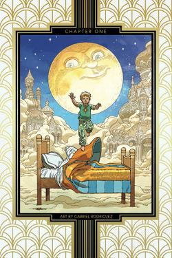 Little Nemo: Return to Slumberland - Chapter Page by Gabriel Rodriguez