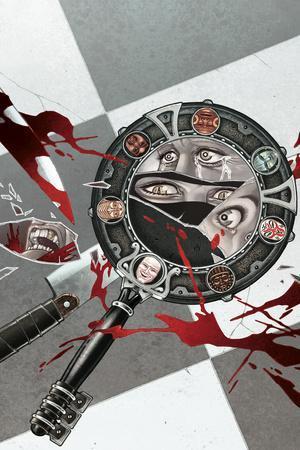 Locke and Key - Cover Art