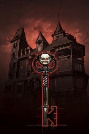 Locke and Key - Cover Art by Gabriel Rodriguez