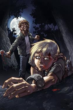 Locke and Key - Cover Art by Gabriel Rodriguez