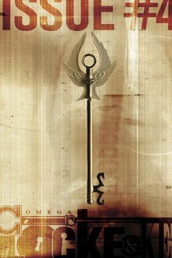 Locke and Key: Omega 3 - Cover Art by Gabriel Rodriguez