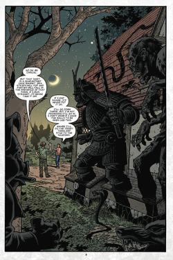 Locke and Key: Omega 3 - Full-Page Art by Gabriel Rodriguez