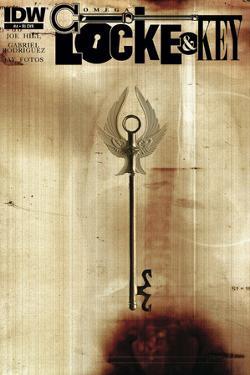 Locke and Key: Omega 4 - Cover Art by Gabriel Rodriguez
