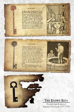 Locke and Key: Volume 1 Welcome to Lovecraft - Bonus Material by Gabriel Rodriguez