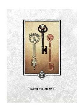 Locke and Key: Volume 1 Welcome to Lovecraft - Chapter Page by Gabriel Rodriguez