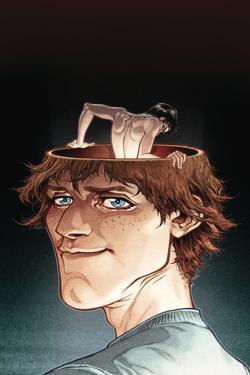 Locke and Key: Volume 2 - Cover Art by Gabriel Rodriguez