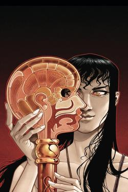 Locke and Key: Volume 2 - Cover Art by Gabriel Rodriguez