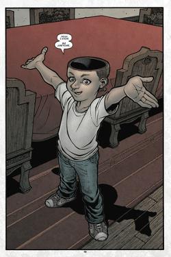 Locke and Key: Volume 2 - Full-Page Art by Gabriel Rodriguez