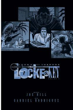 Locke and Key: Volume 3 - Cover Art by Gabriel Rodriguez