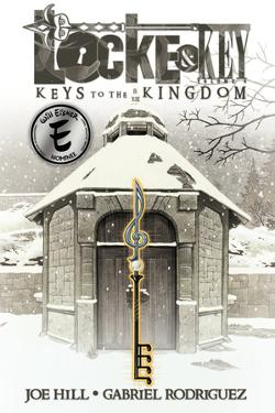 Locke and Key: Volume 4: Keys to the Kingdom - Cover Art by Gabriel Rodriguez