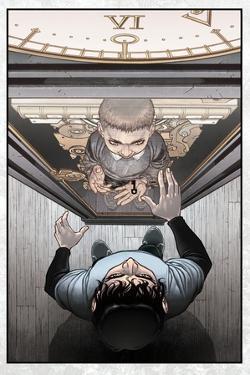 Locke and Key: Volume 5 - Full-Page Art by Gabriel Rodriguez