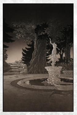 Locke and Key: Volume 6 - Cover Art by Gabriel Rodriguez