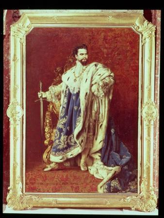 Ludwig II (1845-86) 1887