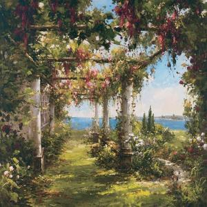 Juliet's Garden I by Gabriela