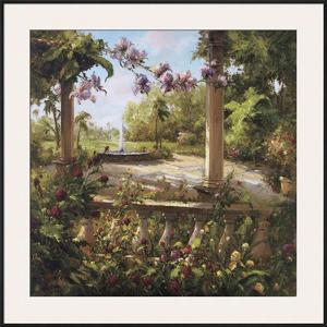 Juliet's Garden II by Gabriela