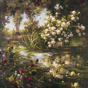 Juliet's Garden III by Gabriela
