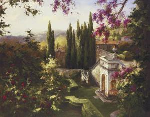 Mystic Garden II by Gabriela