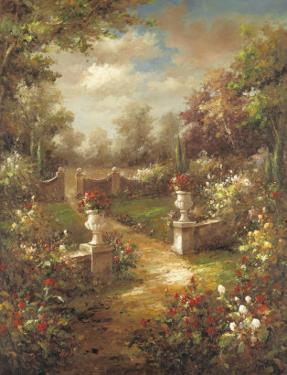 Rose Promenade by Gabriela
