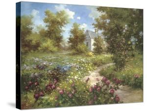 The Enchanted Garden by Gabriela