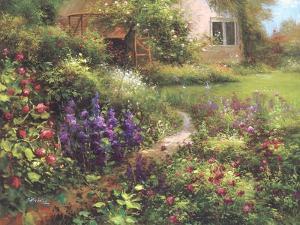 The Secret Garden by Gabriela