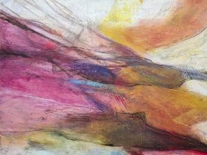 Fuchsia Expression II by Gabriela Villarreal