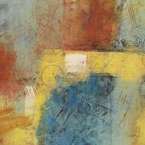 Linear Yellow 1 by Gabriela Villarreal