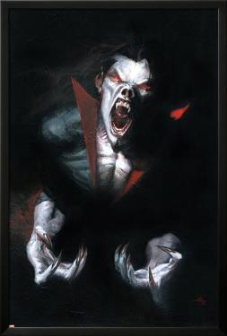Morbius: the Living Vampire #1 Cover: Morbius by Gabriele DellOtto