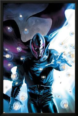 Ultimate Origins No.3 Cover: Magneto by Gabriele DellOtto