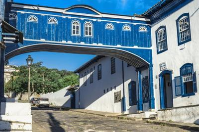 Casa Da Gloria, Diamantina, UNESCO World Heritage Site, Minas Gerais, Brazil, South America