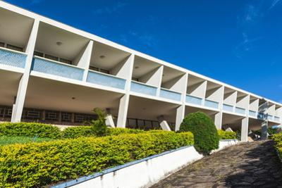 Hotel Tijuco Conceived by the Famous Architect Oscar Niemeyer