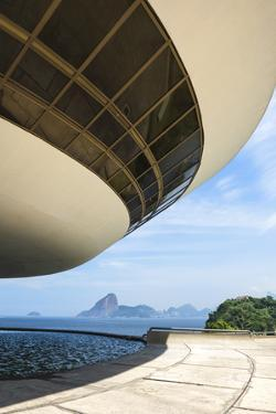 Niemeyer Museum of Contemporary Arts by Gabrielle and Michael Therin-Weise