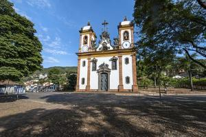 Nossa Senhora Do Carmo Church, Sabara, Belo Horizonte, Minas Gerais, Brazil, South America by Gabrielle and Michael Therin-Weise
