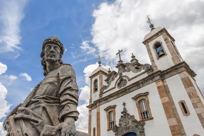 Santuario De Bom Jesus De Matosinhos