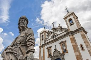Santuario De Bom Jesus De Matosinhos by Gabrielle and Michael Therin-Weise