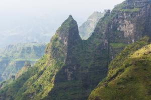 Simien Mountains National Park, UNESCO World Heritage Site, Amhara Region, Ethiopia, Africa by Gabrielle and Michael Therin-Weise
