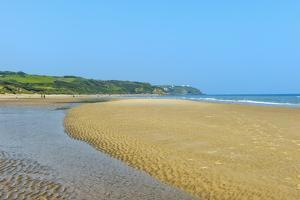 Beach Near Cap Griz Nez, Cote D'Opale, Region Nord-Pas De Calais, France, Europe by Gabrielle and Michel Therin-Weise